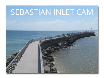 Live Sebastian Inlet cam