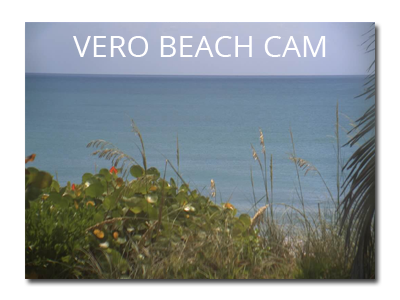 Live Vero Beach webcam