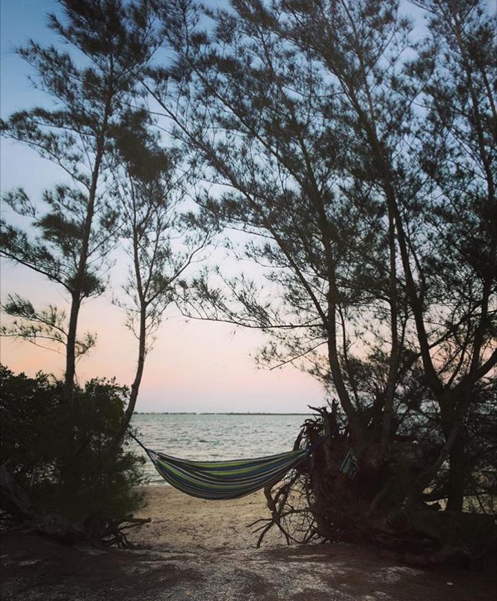 Spoil Islands Camping - Sebastian, FL