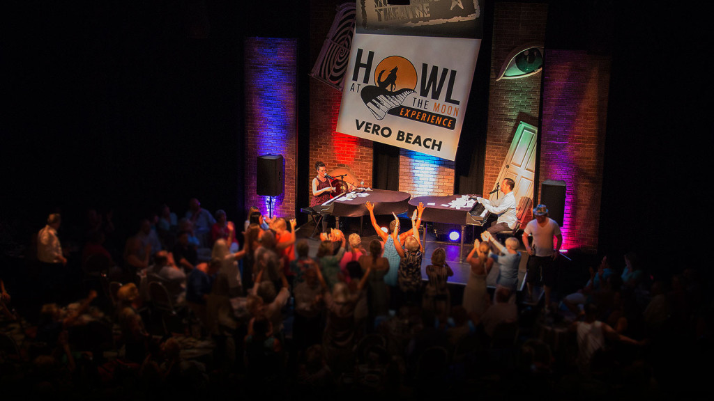 How at the Moon at Riverside Theatre in Vero Beach, FL