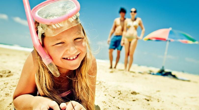 Florida family fun summer image