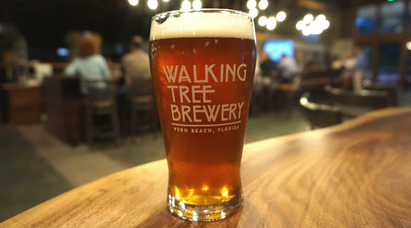 walking tree brewery image