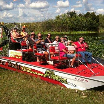 Post Navigation Florida Er Airboat