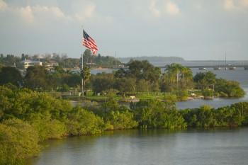 Veteran S Memorial Island Sanctuary Visit Indian River