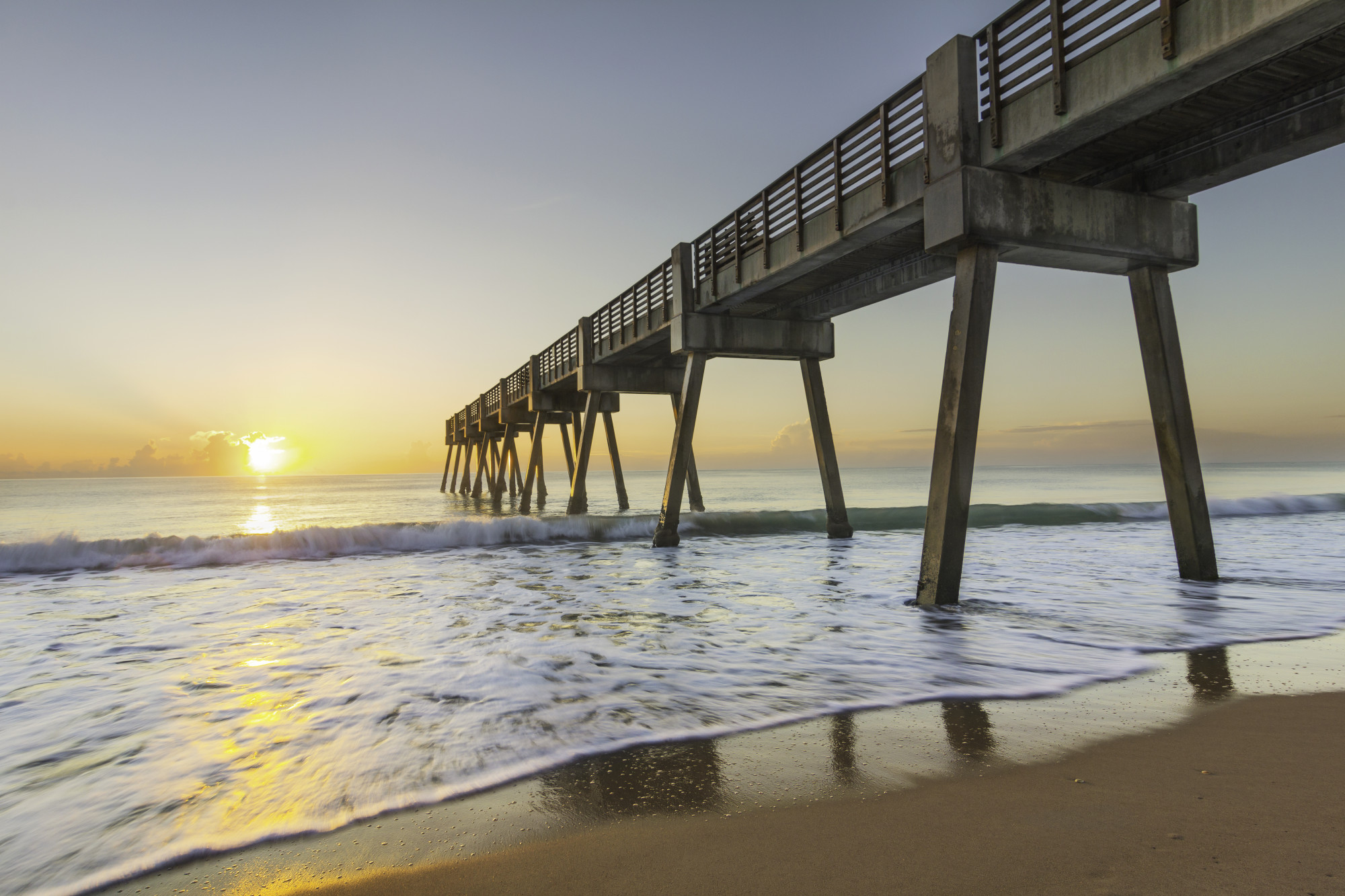 Best Florida Beaches To Escape This Winter Visit Vero Beach Fellsmere Sebastian
