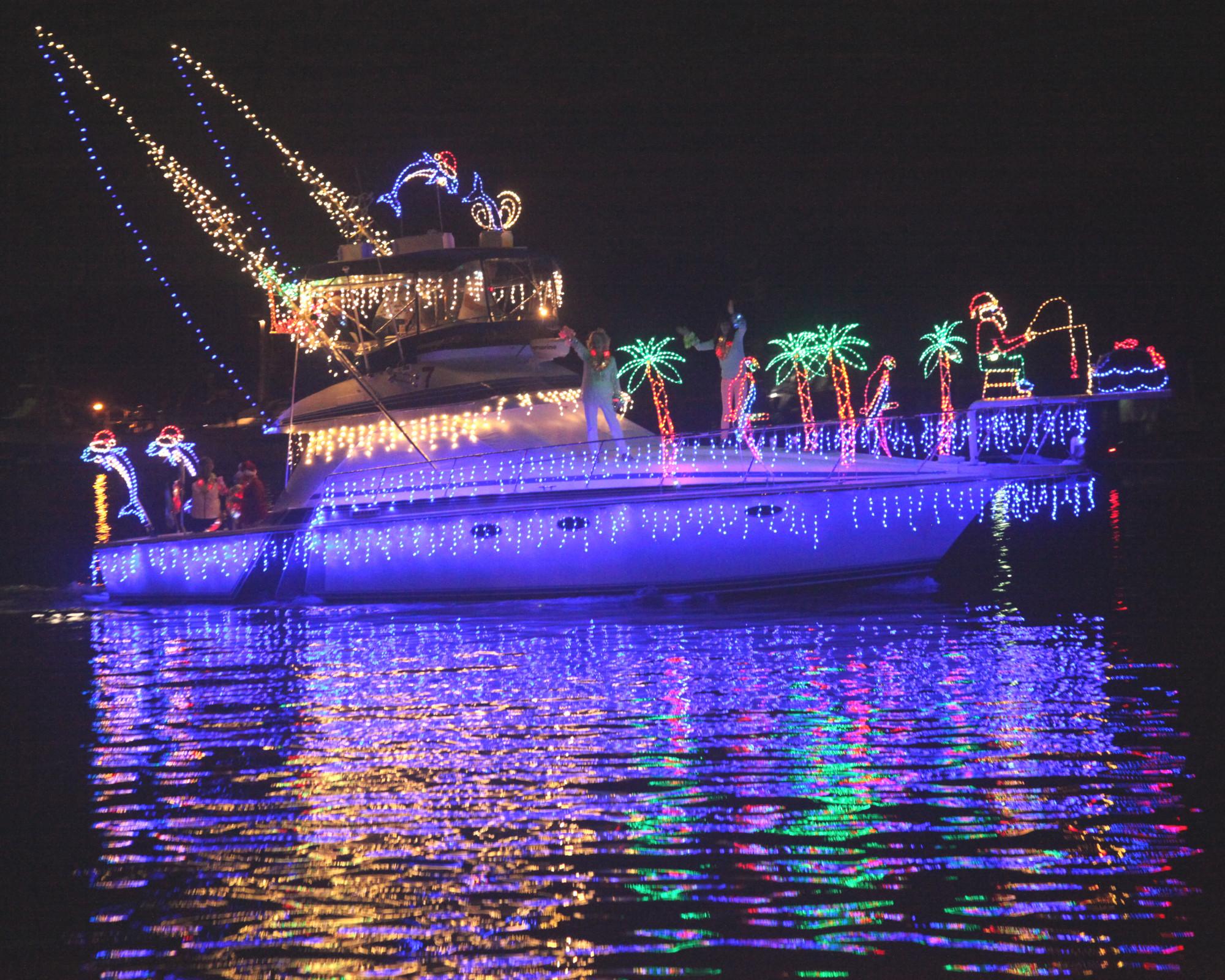 Greg Gardner - VB Boat Parade