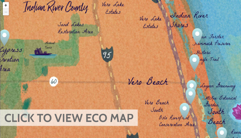 Interactive Eco Map