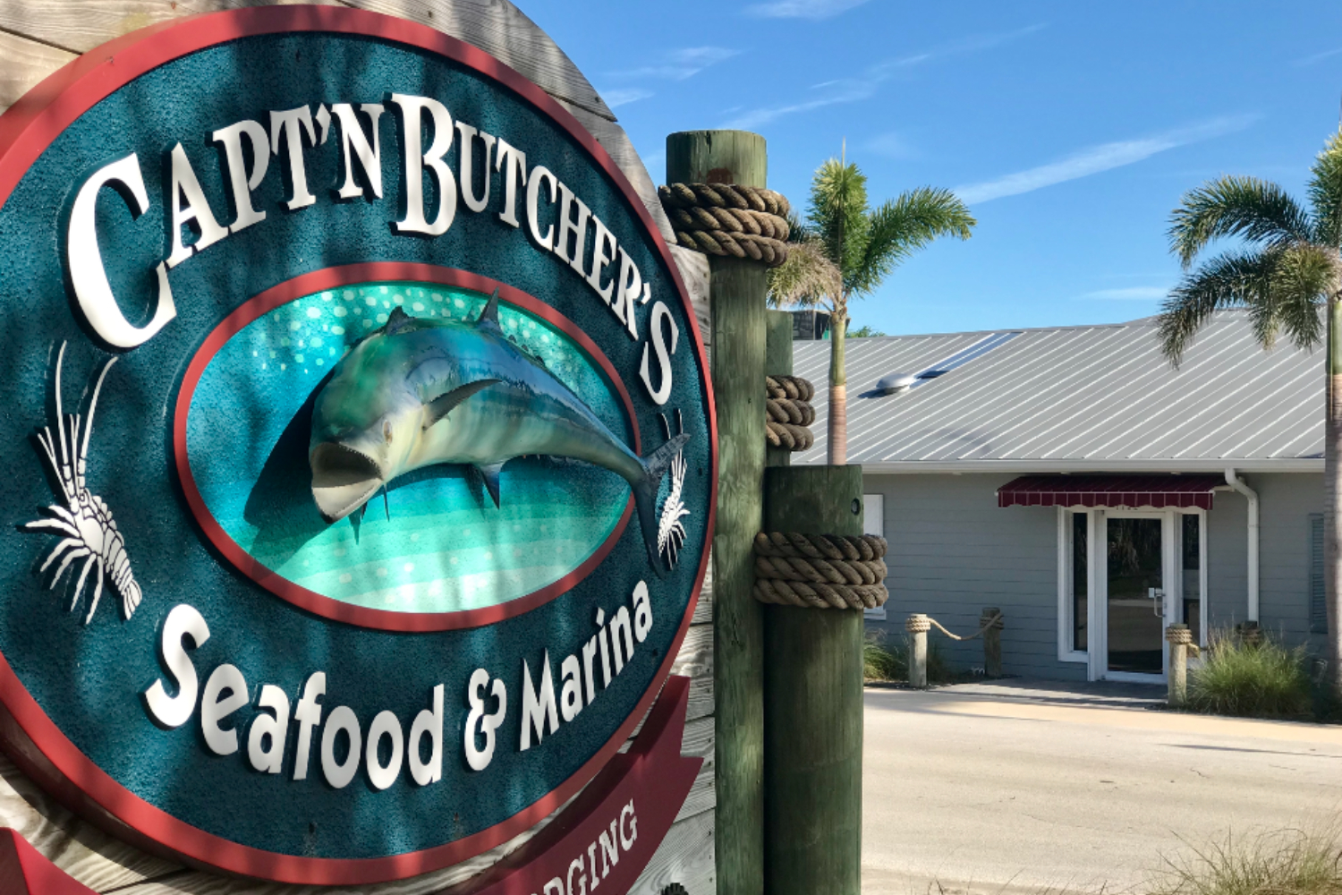 Capt'n Butcher's Seafood Grill & Bar