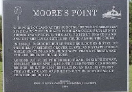 moores point