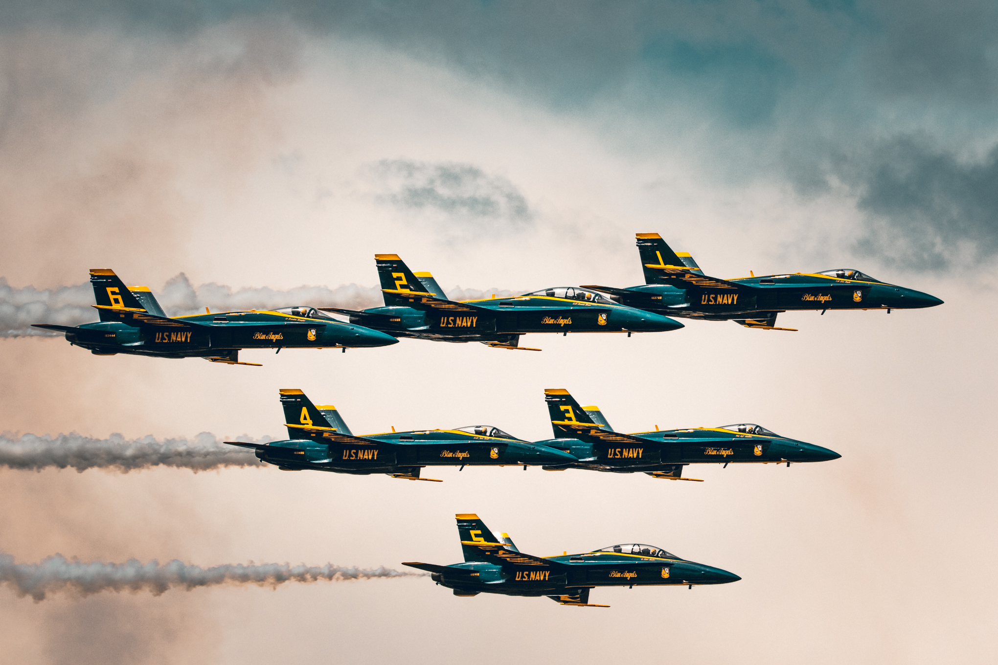 Blue Angels | JBlais Photography