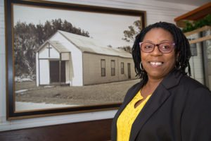 Jonnie Perry | Executive Director of The Gifford Historic Museum & Cultural Center